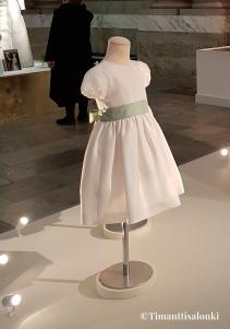 Prinsessa Madeleinen häiden puku