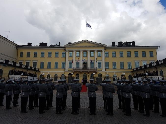 islanninpresidentti