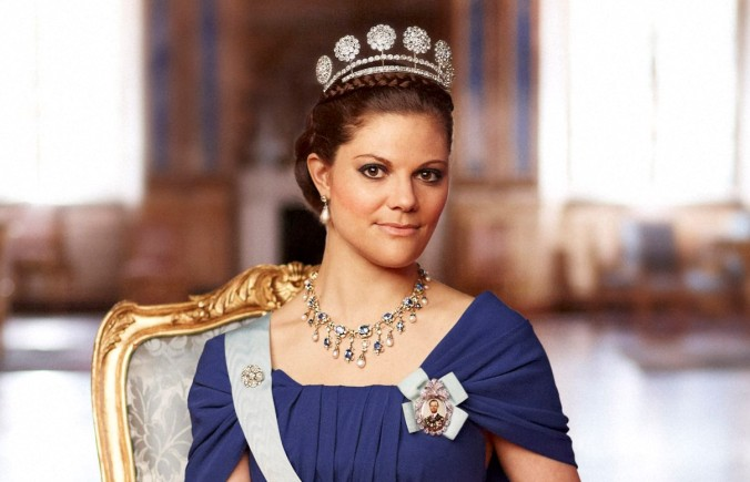 H.K.H. Kronprinsessan VictoriaH.R.H. Crown Princess Victoria