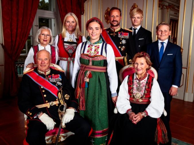 Ingrid Alexandra_perhe_LisaÅserud