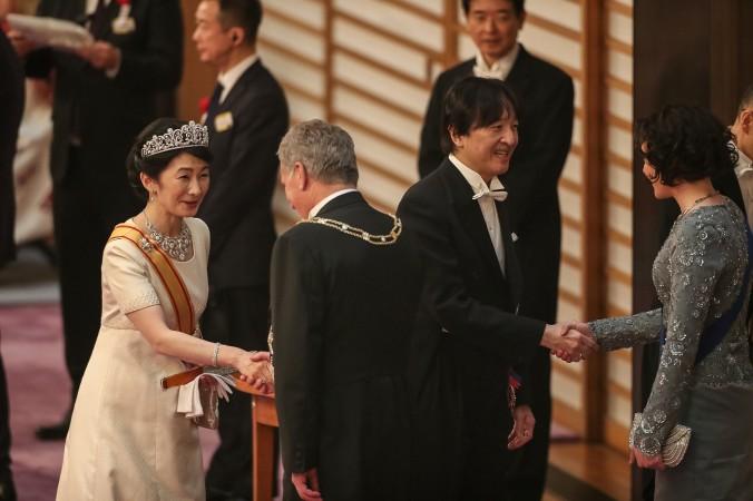 Japani kruununprinssipari