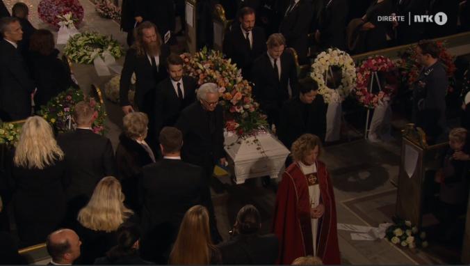 Ari Behn_hautajaiset 7