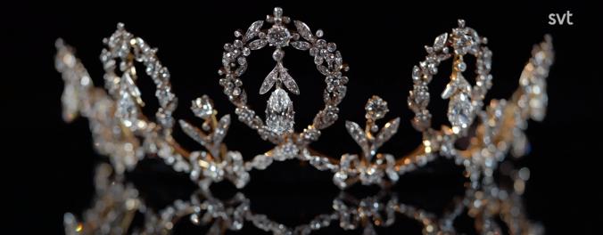 Connaught tiara Ruotsi