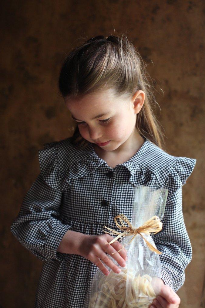 Prinsessa Charlotte 5 v